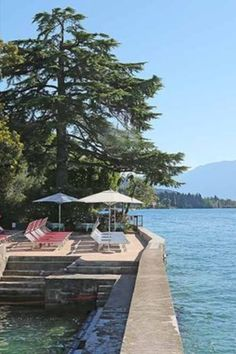Hospitality Projects in Lake Garda Best Interior Design, Interior Design Studio, Lake Garda, Design Studios, Hospitality, Italy, Places, Garden, Projects