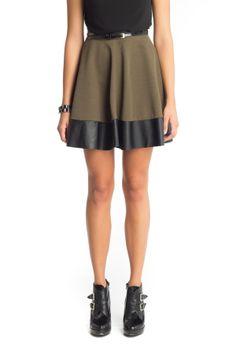 Debbie A-Line Skirt