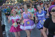 Tips to running the Princess Half Marathon and the Glass Slipper Challenge with Run Disney!