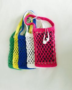 This is a handmade from high quality bright cotton phone holder, perfect for any summer style and easy to care anywhere! This tote bag is big Market Bag, Phone Holder, Straw Bag, Iphone Cases, Cozy, Bright, Tote Bag, Trending Outfits, Unique Jewelry