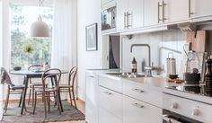 Un estilo nórdico muy calido | Decorar tu casa es facilisimo.com