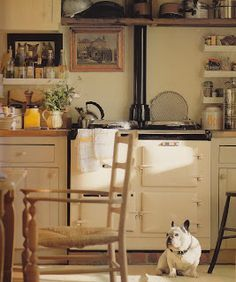 Rosemarsh: English Cottages and a French Bulldog