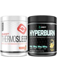 Hyperburn 30 Days Supply  Thermo Sleep 30 Days Supply Fat Burner Supplements, Fat Burning, Sleep, Health, Health Care, Salud