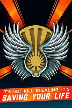 Battlefield 3 Propaganda Posters