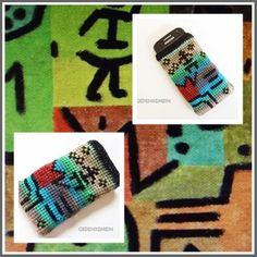 -CitronenKlee- Smartphonehülle von Gedenkemein auf DaWanda.com