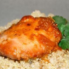 Crock Pot Apricot Chicken by jessfuel (I THINK this is the one I've been looking for)
