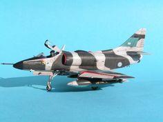 A-4 Skyhawk by Michael Götz (Fujimi 1:72)