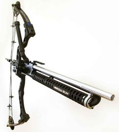 awesome. Paintball Bow. find on ebay