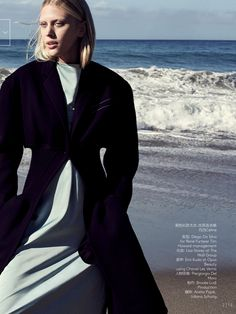 Vogue China May 2016