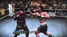 Fight night round 4 online match 5/20 boxing xbox 360