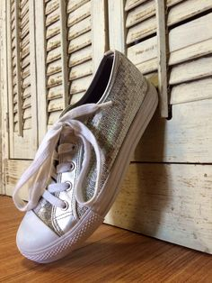 Glitter Converse Sneaker SALE 50% off Now only $20.00!