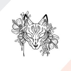 ➕Kitsune mask➕ The good and the evil we all have. ➕Kitsune mask➕ The good and the evil we all have. Tattoo Sketches, Tattoo Drawings, Art Sketches, Art Drawings, Mini Tattoos, Body Art Tattoos, Crow Tattoos, Phoenix Tattoos, Ear Tattoos