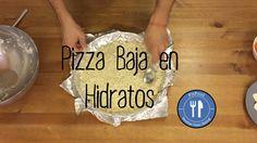 Pizza Baja en Hidratos | Recetas Clean Eating | FitFood