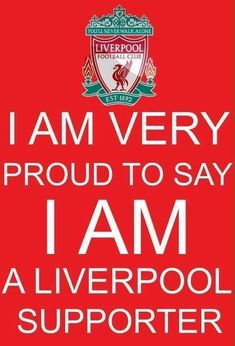 I am Liverpool fans Liverpool Logo, Liverpool Champions, Liverpool Football Club, Liverpool Squad, Liverpool Anfield, Liverpool History, Lfc Wallpaper, Liverpool Fc Wallpaper, Liverpool Wallpapers