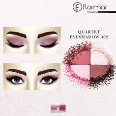 Que tu mirada sea el centro de atracción, utiliza distintos tonos de rosados funcionales para día o noche