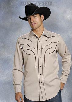 koszula kowbojska NEBRASKA