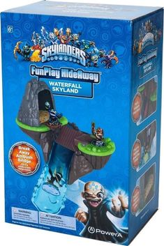 Skylanders FunPlay Hideaway Waterfall Skyland Playset Ambush Bridge for sale online Frozen Party Games, Slumber Party Games, Carnival Birthday Parties, Birthday Party Games, Slumber Parties, Monster High Birthday, Monster High Party, Ninja Turtle Birthday, Ninja Turtle Party