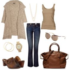 """Sweater weather"" by rothmank on Polyvore"