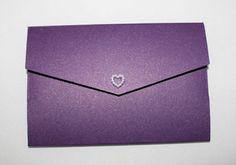 Swirls Cadburys Purple Pocketfold Wedding Invitation - Vintage Wedding Stationery Scotland - VOWS Award Nominee 2013 Purple Wedding Stationery, Vintage Wedding Invitations, Wedding Invitation Design, Pocketfold Invitations, Invitation Ideas, Invite, Dot Texture, White Envelopes, Swirls