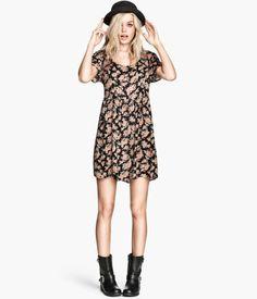 H&M Crinkled dress 599 Kč