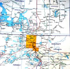 FREE MAP | Emma Kearns and Ray Krupa - Bancroft Real Estate
