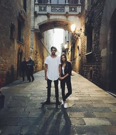 Thank you BARCELONA for having us & all our new amazing friends here. To Rome & Maldives next by jayalvarrez