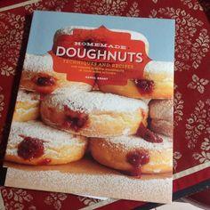 #cookbook #doughnuts #sublime #kamalgrant http://cupcakestakethecake.blogspot.com/2014/04/cookbook-review-homemade-doughnuts-by.html