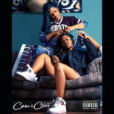 "Cam & China, ""Cam & China"" (2016) #обложкаальбома"