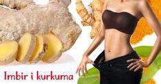 Połącz imbir z kurkumą i zacznij chudnąć jak nigdy wcześniej! - DomPelenPomyslow.pl