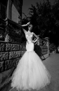 Wedding Couture by Galia Lahav: Old Hollywood with a Modern Flair | Fashion Style Magazine