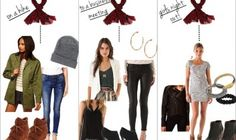 3 Ways to Style A Scarf for Fall