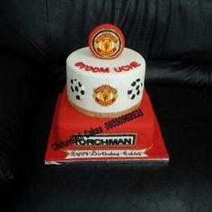 ManU cake by Chihavillah cakes