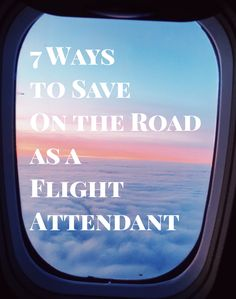 What would you rather spend your money on: Travel or everything else? #flightattendant #cabincrew #travelblogger #traveltips #savemoney