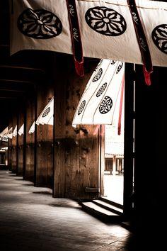 Horyuji Shrine, Japan (法隆寺 光と風)