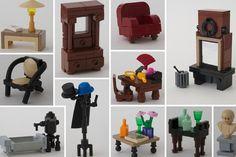 "Leiden - In Den Vergulden Turk :: Patrick Bosman's LEGO creations. ""In Den Vergulden Turk"" (In The Gilded Turk) is a former mansion at the Breestraat in Leiden, the Netherlands."