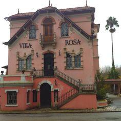 A beautiful portuguese building in Curia - Portugal