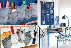 cosas que hacer con tus viejos jeans
