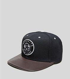 Mitchell & Ness - Legacy Snapback Cap Brooklyn Nets - £35.00