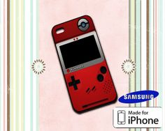 Gameboy Pokedex Case for iPhone 4/4s/5/5c and samsung S3/S4