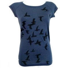 This top is called Hitchcock ; ) Also by Päälä, sustainable fashion brand from Amsterdam.