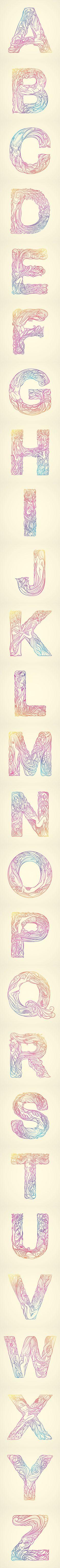rainbow type