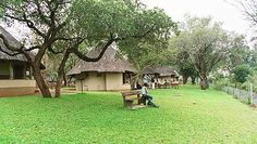Crocodile Bridge Rest Camp - Kruger National Park, South Africa