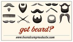 FREE Magnet with EVERY order. This is a newer magnet design. www.beardcareproducts.com
