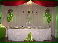 xv anos decoraciones | DECORACIONES CON TELAS Y GLOBOS: DECORACIONES CON TELAS Y GLOBOS