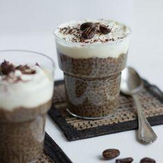 Coffee Latte Chia Pudding Recipe | Yummly