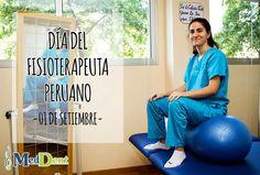 """""""Siempre una mano dispuesta a sanar, y un corazón dispuesto amar"""". Hacemos extensivo un cordial saludo a todos los fisioterapeutas peruanos. ¡Feliz Día! #MedDentBoutique"""