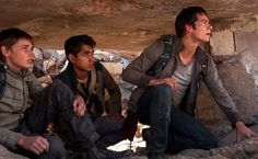 More than 20,000 people have signed an online petition demanding that the cast of Maze Runner: The Scorch Trials apologize for stealing Native American artifacts from an ancient Indian burial ground in Albuquerque, New Mexico where the movie was filmed. See video here.