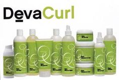 anyone with curly hair should def be using deva curl products!