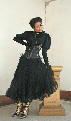 Steam Punk Dress