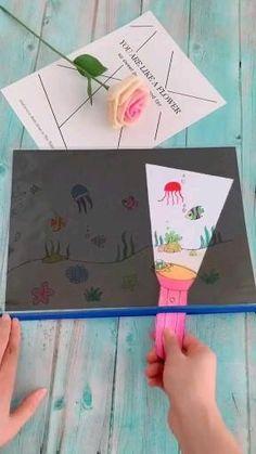 Cute Kids Crafts, Diy Crafts For Gifts, Craft Activities For Kids, Toddler Crafts, Preschool Crafts, Toddler Learning Activities, Bird Crafts, Toddler Play, Indoor Activities